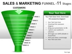 Multi Stage Conversion Funnel PowerPoint Slides And Ppt Diagram Templates
