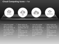 Multiple Uploads Wifi Sharing Cloud Services Ppt Slides Graphics