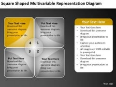 Multivariable Representation Diagram Ppt What Is Business Plan Template PowerPoint Slides
