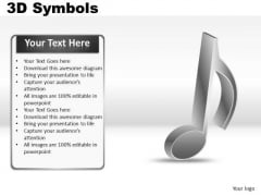 Music Note PowerPoint Slides And Ppt Graphics