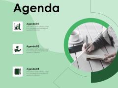 NPD Analysis Agenda Ppt Ideas Slides PDF