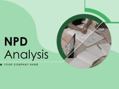 NPD Analysis Ppt PowerPoint Presentation Complete Deck With Slides