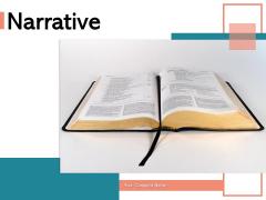 Narrative Content Individual Ppt PowerPoint Presentation Complete Deck