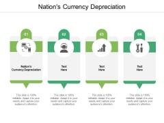 Nations Currency Depreciation Ppt PowerPoint Presentation Icon Backgrounds Cpb Pdf