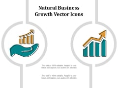 Natural Business Growth Vector Icons Ppt Powerpoint Presentation Infographic Template Backgrounds