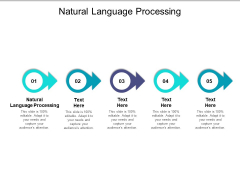 Natural Language Processing Ppt PowerPoint Presentation Gallery Cpb Pdf