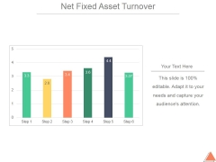 Net Fixed Asset Turnover Ppt PowerPoint Presentation Slide Download