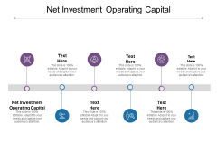 Net Investment Operating Capital Ppt PowerPoint Presentation Slides Infographics Cpb