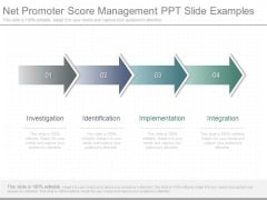Net Promoter Score Management Ppt Slide Examples