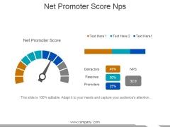 Net Promoter Score Nps Template 2 Ppt PowerPoint Presentation Portfolio Ideas