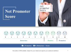 Net Promoter Score Ppt PowerPoint Presentation Gallery Designs