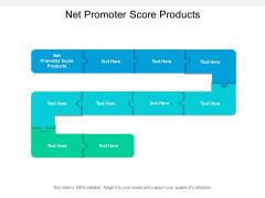 Net Promoter Score Products Ppt PowerPoint Presentation Styles Clipart Images Cpb