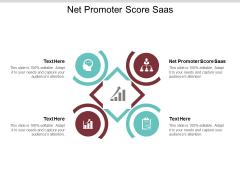 Net Promoter Score Saas Ppt PowerPoint Presentation Show Inspiration Cpb