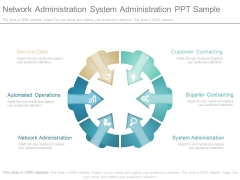 Network Administration System Administration Ppt Sample