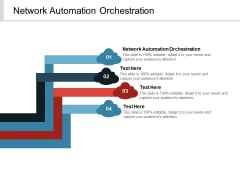 Network Automation Orchestration Ppt PowerPoint Presentation Infographics Images Cpb