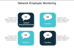 Network Employee Monitoring Ppt PowerPoint Presentation Pictures Icons Cpb