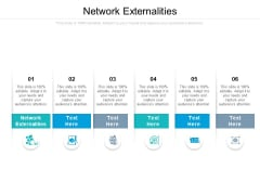 Network Externalities Ppt PowerPoint Presentation Outline Infographics Cpb Pdf
