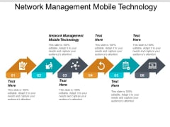 Network Management Mobile Technology Ppt PowerPoint Presentation Professional Objects Cpb