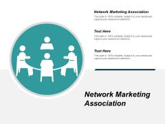 Network Marketing Association Ppt PowerPoint Presentation Portfolio Templates