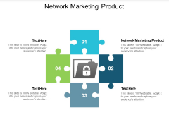 Network Marketing Product Ppt Powerpoint Presentation Layouts Infographics Cpb