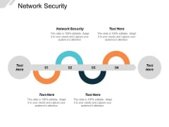 Network Security Ppt PowerPoint Presentation Infographics Graphics Example Cpb