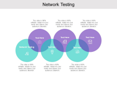Network Testing Ppt PowerPoint Presentation Model Files Cpb