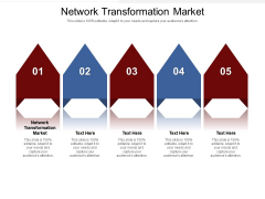 Network Transformation Market Ppt PowerPoint Presentation Summary Background Image Cpb Pdf