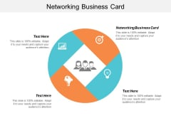 Networking Business Card Ppt Powerpoint Presentation Portfolio Background Designs Cpb