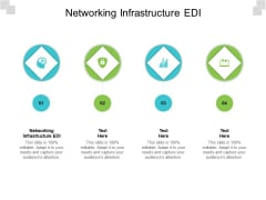 Networking Infrastructure EDI Ppt PowerPoint Presentation Infographics Pictures Cpb Pdf