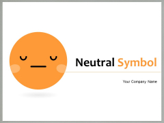 Neutral Symbol Bulb Shaped Drop Shaped Ppt PowerPoint Presentation Complete Deck