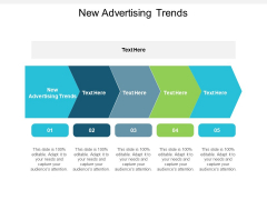 New Advertising Trends Ppt PowerPoint Presentation Gallery Graphic Tips Cpb