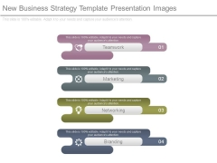 New Business Strategy Template Presentation Images