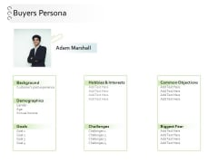 New Client Onboarding Automation Buyers Persona Ppt Infographics Images PDF