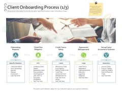 New Client Onboarding Automation Client Onboarding Process Due Ppt Summary Good PDF