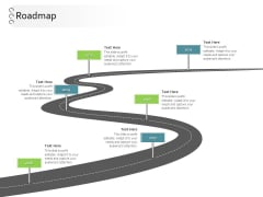 New Client Onboarding Automation Roadmap Ppt File Sample PDF