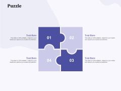 New Commodity Building Procedure Puzzle Ppt Portfolio Maker PDF