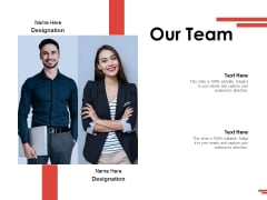 New Commodity Presenting Initiatives Our Team Ppt Pictures Design Ideas PDF