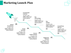 New Commodity Reveal Initiative Marketing Launch Plan Ppt Outline Background Image PDF