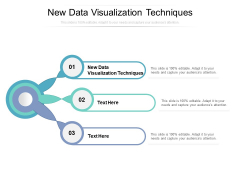 New Data Visualization Techniques Ppt PowerPoint Presentation Inspiration Samples Cpb
