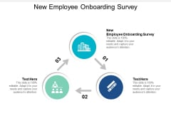 New Employee Onboarding Survey Ppt PowerPoint Presentation Shapes Cpb