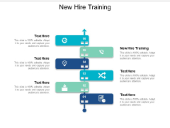 New Hire Training Ppt PowerPoint Presentation Infographic Template Example Introduction Cpb