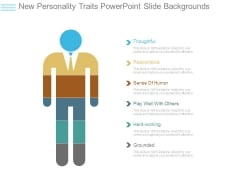 New Personality Traits Powerpoint Slide Backgrounds