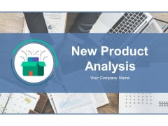 New Product Analysis Ppt PowerPoint Presentation Complete Deck With Slides