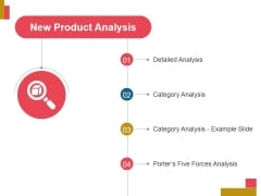 New Product Analysis Ppt PowerPoint Presentation Icon