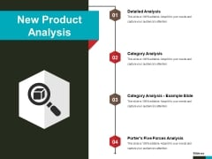 New Product Analysis Ppt PowerPoint Presentation Portfolio Slides