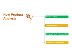 New Product Analysis Ppt PowerPoint Presentation Show Slides