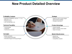 New Product Detailed Overview Ppt PowerPoint Presentation File Graphics Example