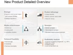 New Product Detailed Overview Ppt PowerPoint Presentation Infographics Gallery