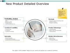 New Product Detailed Overview Ppt PowerPoint Presentation Show Format