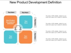 New Product Development Definition Ppt Powerpoint Presentation Ideas Example File Cpb